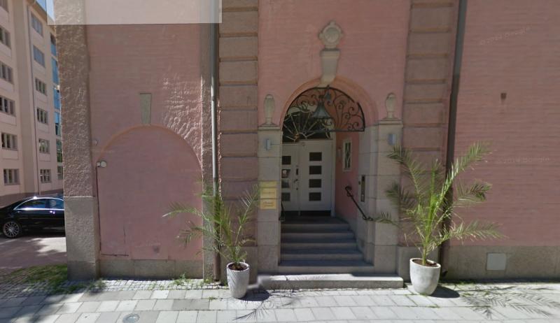 Mimergatan 1 – Google Maps